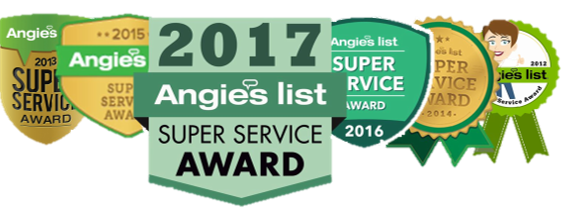 Super Service Award Winner Archives Guy Painting