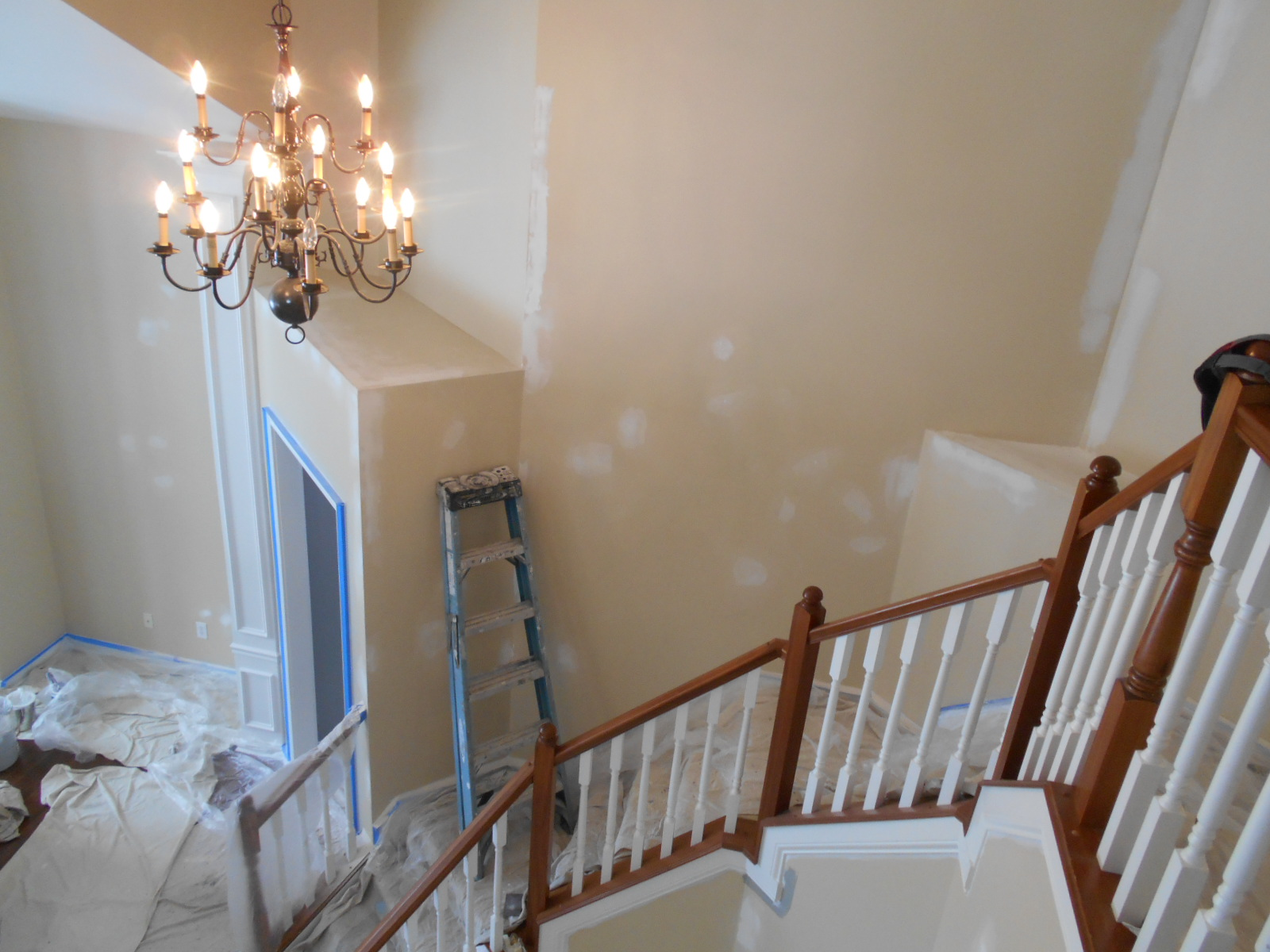 We Fix Drywall Issues Before Painting.